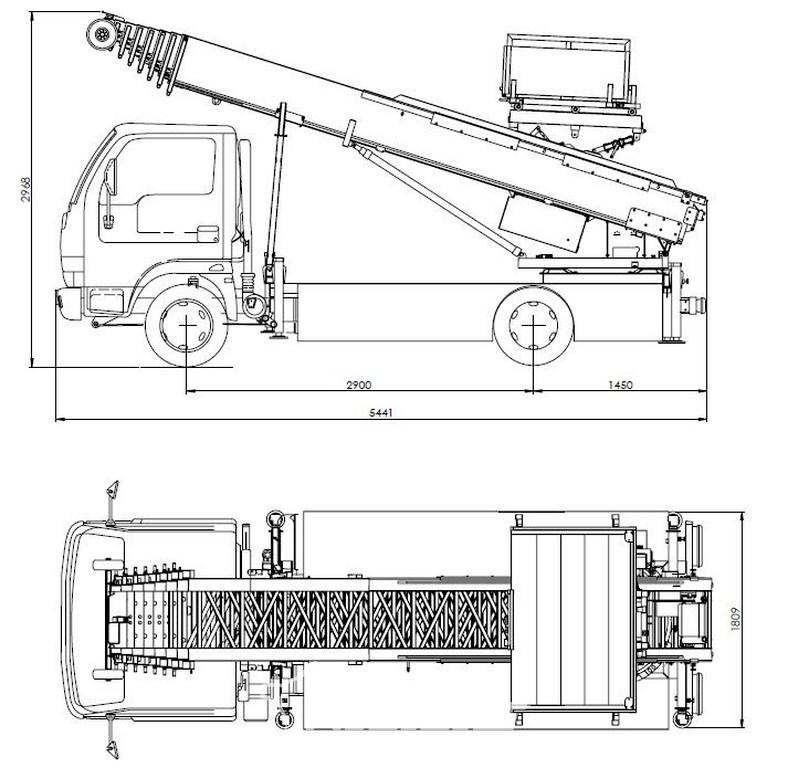 location camion monte meuble 37m klaas. Black Bedroom Furniture Sets. Home Design Ideas